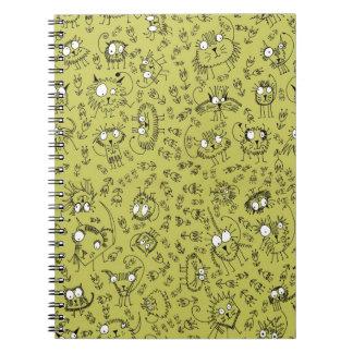 CatDoodles Notebook