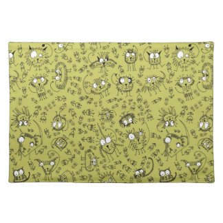 CatDoodles Placemats
