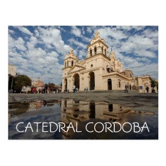 Catedral Cordoba Postcard