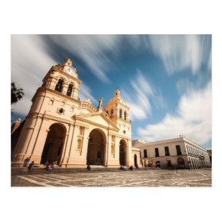 Catedral Cordoba, San Martin Postcard