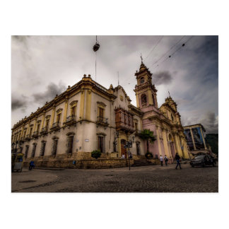 Catedral De Salta Postcard