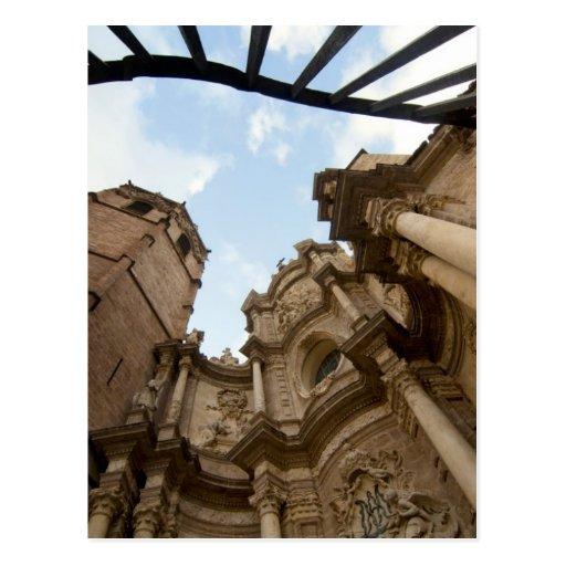 Catedral de Valencia Postcard