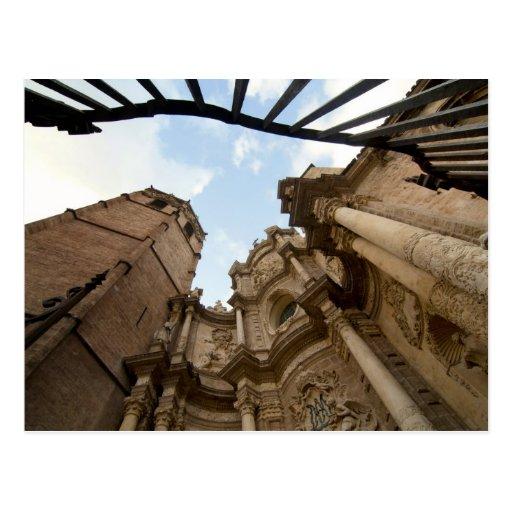 Catedral de Valencia Post Card