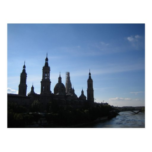 Catedral del Pilar Post Cards