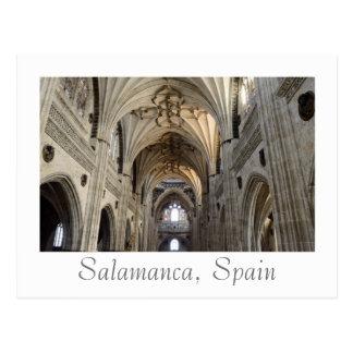 Catedral Nueva de Salamanca Post Cards