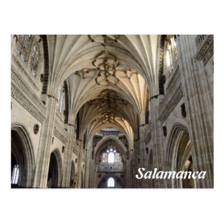 Catedral Nueva de Salamanca Postcards