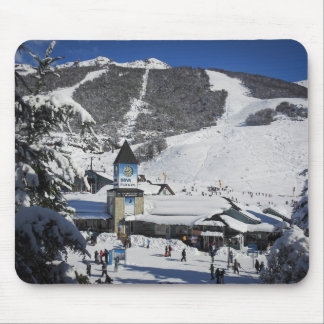 Catedral Ski Resort, Bariloche Argentina Mouse Pad