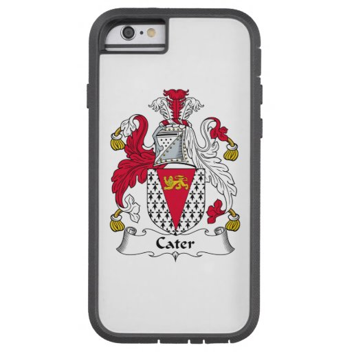 Cater Family Crest Tough Xtreme iPhone 6 Case