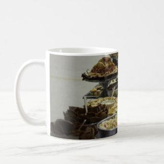 Catered Foods Basic White Mug