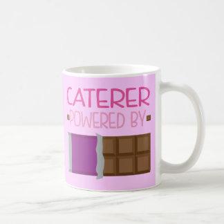 Caterer Chocolate Gift for Woman Coffee Mug