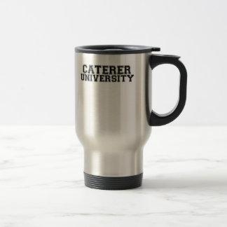 Caterer University Stainless Steel Travel Mug