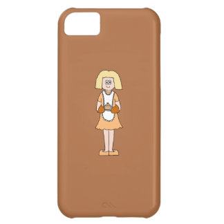 Caterer with Hot Soup iPhone 5C Case
