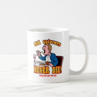 Caterers Basic White Mug