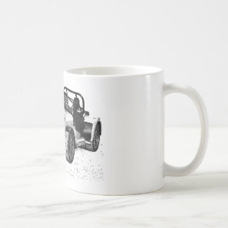Caterham 07 coffee mug