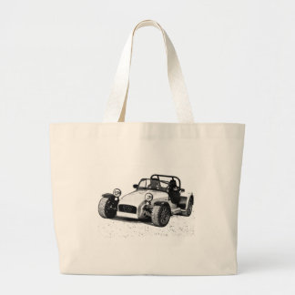 Caterham 07 large tote bag