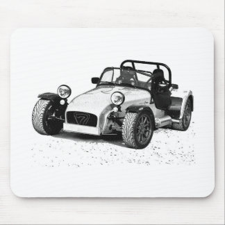 Caterham 07 mouse mat