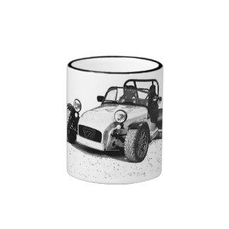 Caterham 07 coffee mug