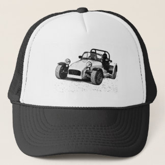 Caterham 07 trucker hat
