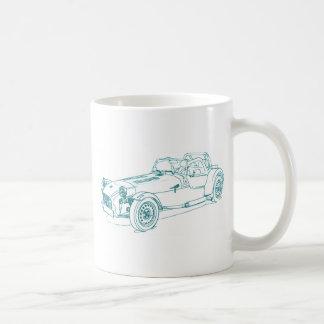 Caterham 7 160 2014 coffee mug