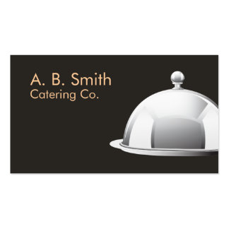 Catering and Personal Chef  Business Card