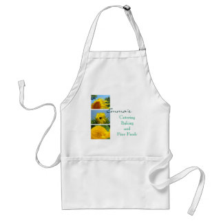 Catering Aprons Personalize Name Baking Fine Food