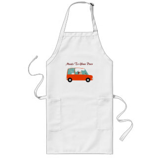 Catering Delivery Business Aprons