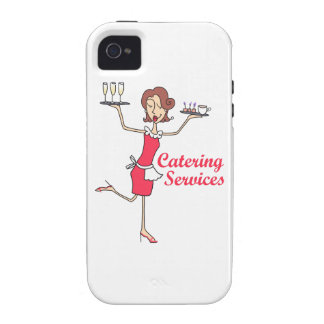 CATERING SERVICES CASE FOR THE iPhone 4