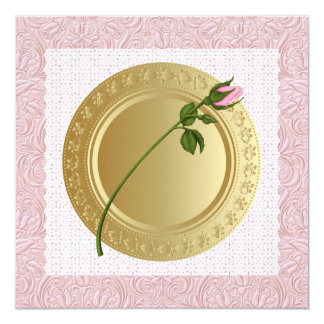 Catering to You - An Elegant Occasion - SRF 13 Cm X 13 Cm Square Invitation Card