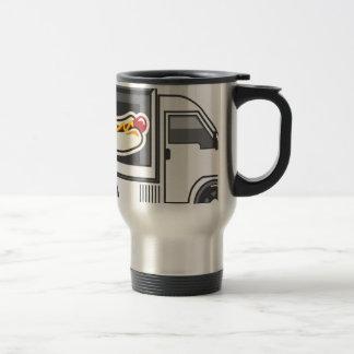 Catering Van Food Truck Stainless Steel Travel Mug