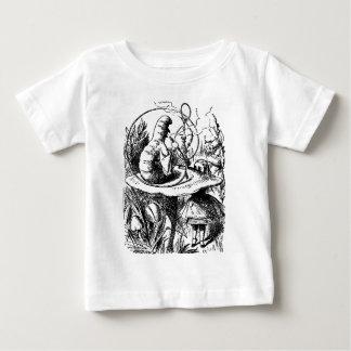 Caterpillar Alice's Adventures in Wonderland Baby T-Shirt