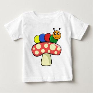 Caterpillar Baby T-Shirt