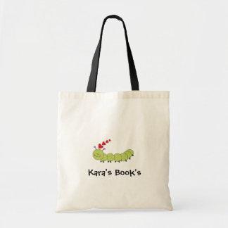 Caterpillar Book Bag