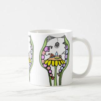 Caterpillar Cake Break Mug