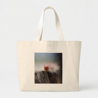 Caterpillar checkin things out jumbo tote bag