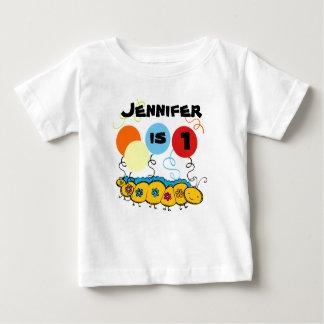 Caterpillar Customizable Birthday T-shirt