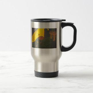 Caterpillar Escape Coffee Mug