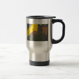 Caterpillar Escape Travel Mug
