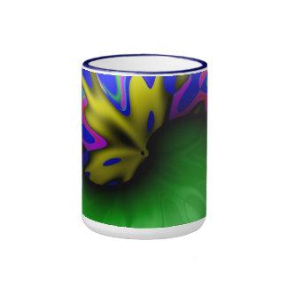 Caterpillar Love Mugs