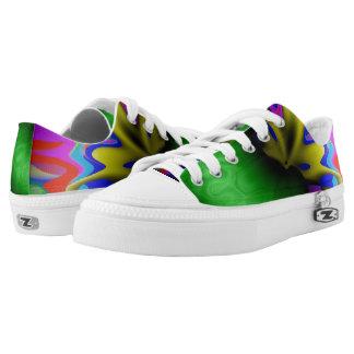 Caterpillar Love Printed Shoes