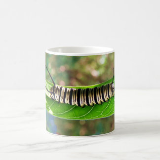 Caterpillar Basic White Mug
