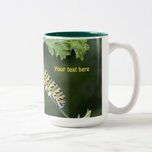 Caterpillar Mugs