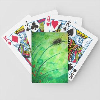Caterpillar Poker Deck