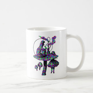 Caterpillar Psychadelic Coffee Mug