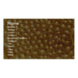Caterpillar - skin pack of standard business cards