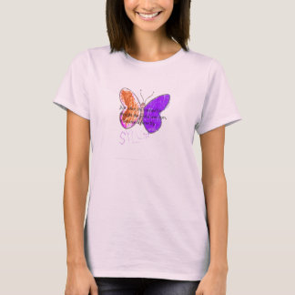 Caterpillar to Butterfly T-Shirt