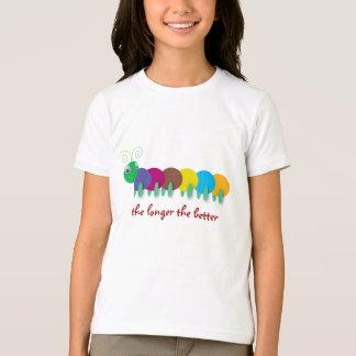 Caterpillar Tones: the longer the better T-Shirt