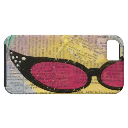 CatEye Glasses iPhone 5 Cases