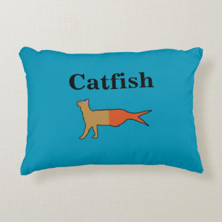 Catfish Decorative Cushion