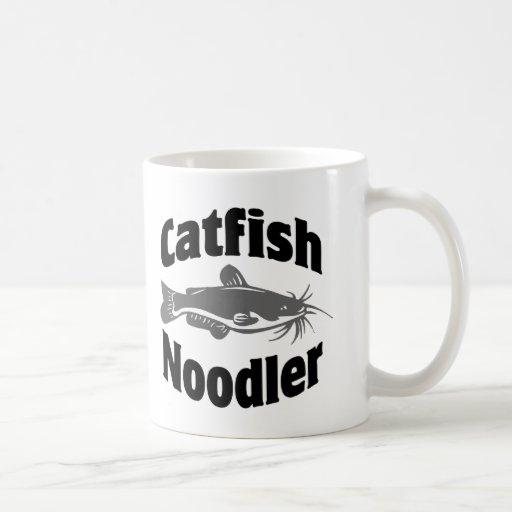 Catfish Noodler Coffee Mug