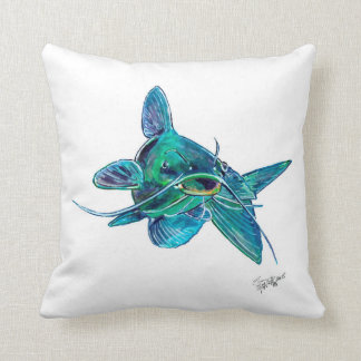 Catfish Pillow